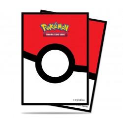Protège-cartes illustré Ultra Pro standard Pokémon Pokéball