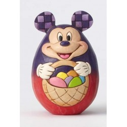 Figurine Disney Tradition Oeuf personnage - Mickey