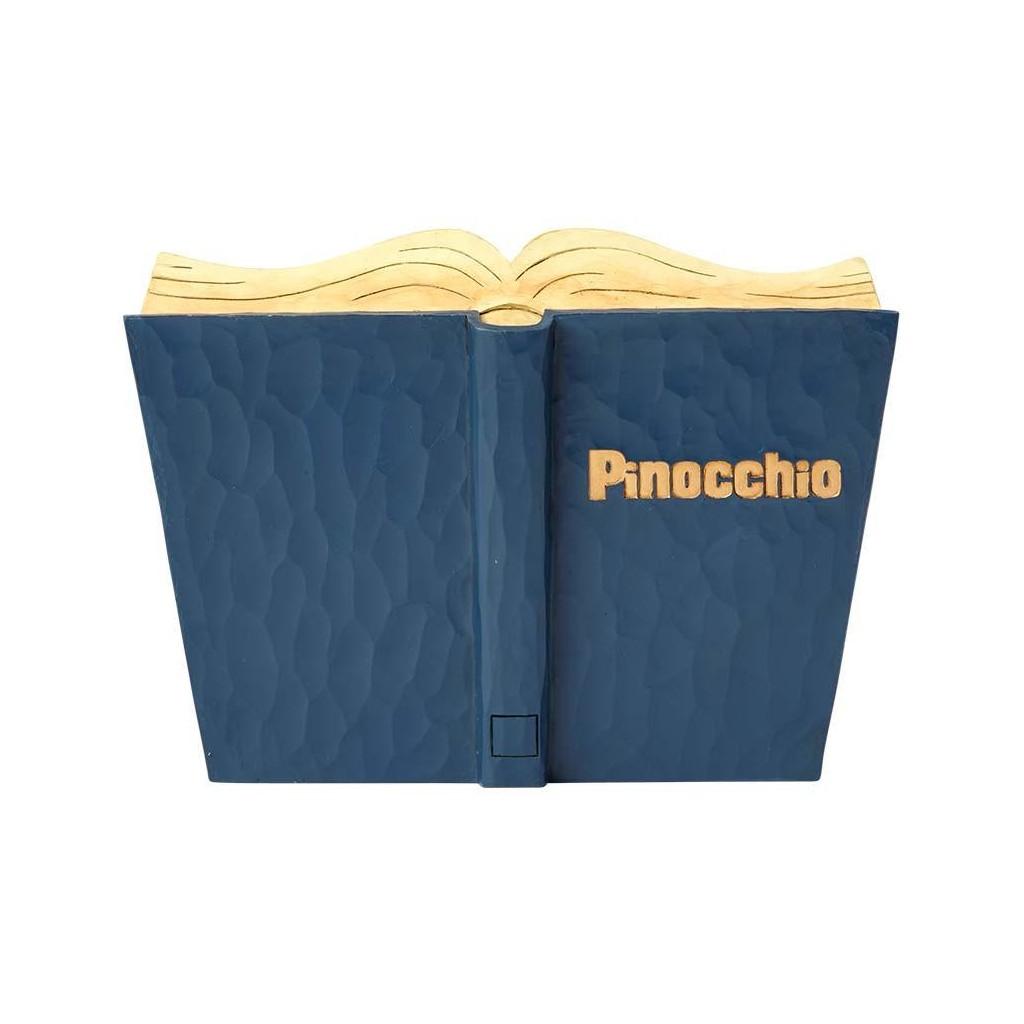 Figurine disney tradition storybook pinocchio avec gepetto - Poisson rouge pinocchio ...