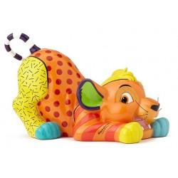 Figurine Disney Britto Simba Le Roi Lion