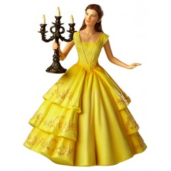 Figurine Disney Showcase Haute Couture Belle Live Action