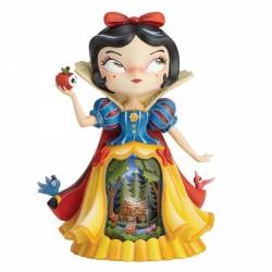 Figurine Disney lumineuse Miss Mindy Blanche Neige - Snow White