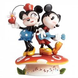 Figurine Disney Miss Mindy Mickey ey Minnie Mouse