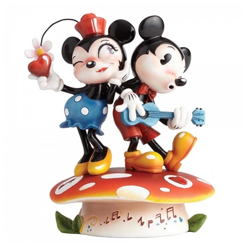 Figurine disney miss mindy mickey ey minnie mouse for Immagini da colorare di minnie