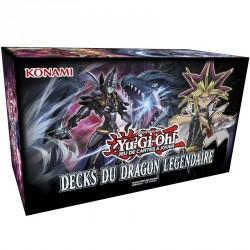 Précommande Decks Yu-Gi-Oh ! du Dragon Légendaire 05/10/17