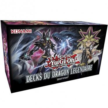 Decks Yu-Gi-Oh ! du Dragon Légendaire 05/10/17