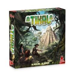 Jeux de société - Tikal (Super Meeple)