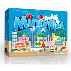 Jeux de société - Minivilles