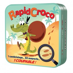 Jeux de société - Rapidcroco