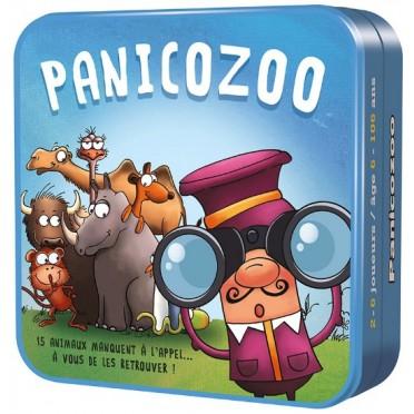 Jeux de société - Panicozoo