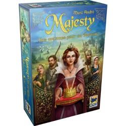 Précommande Jeux de société - Majesty