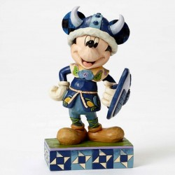 Figurine Disney Tradition Mickey Norvégien - Welcome to Norway