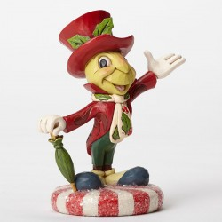 Figurine Disney Tradition Jolly Jimini Cricket
