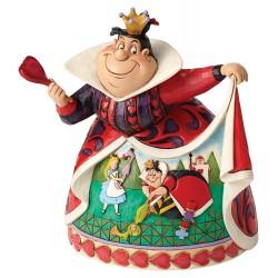 Figurine Disney Tradition La Reine de Coeurs - Queen of Hearts