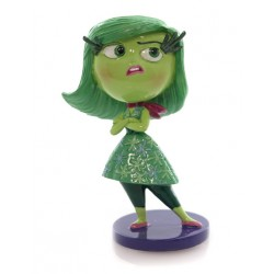 Figurine Disney Showcase Vice-Versa Dégoût - Disgust