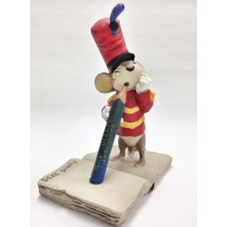 Figurine Disney Archives Collection Thimothée - Timothy Mouse