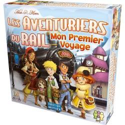 Jeux de société - Les Aventuriers du Rail : Mon premier voyage