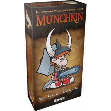 Jeux de société - Munchkin 2ème Ed.