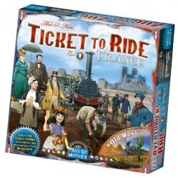 Jeux de société - Les Aventuriers du Rail - France