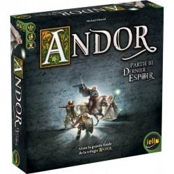 Jeux de société - Andor : Le Dernier Espoir