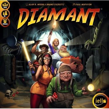 Jeux de société - Diamant