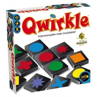 Jeux de société - Qwirkle