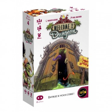 Jeux de société - Welcome to the Dungeon