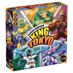 Jeux de société - King of Tokyo