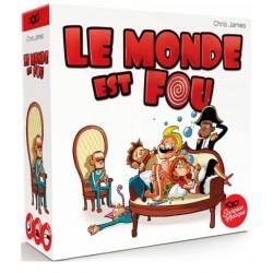 Jeux de société - Le Monde est Fou