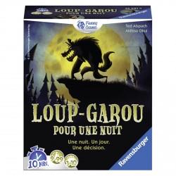 Jeux de société - Loup-Garou pour une Nuit
