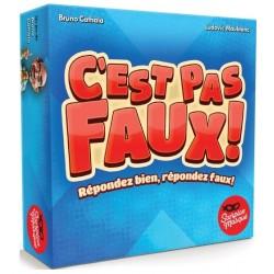 Jeux de société - C'est pas Faux !