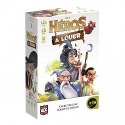 Jeux de société - Héros à louer