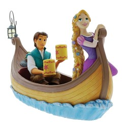 Figurine Disney Enchanting Raiponce et Flynn - I See the Light
