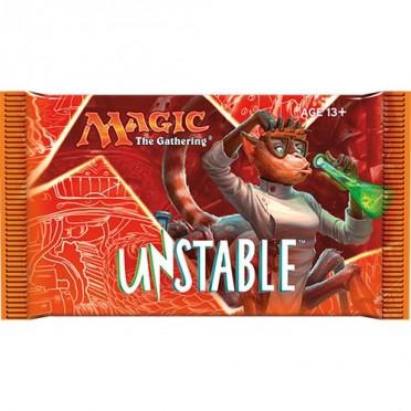 Booster Magic Unstable boite complète 36 boosters