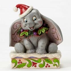 Figurine Disney Tradition Dumbo 75ème Anniversaire