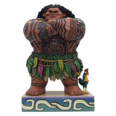 Figurine Disney Tradition Vaiana - Maui
