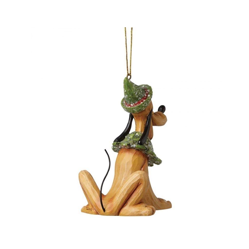 Figurine disney tradition suspension pluto no l - Le noel de pluto ...