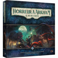 Jeux de société - Horreur à Arkham - Le Jeu de Cartes