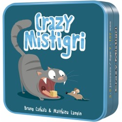 Jeux de société - Crazy Mistigri