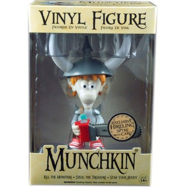 Munchkin figurine Vinyle POP Spyke