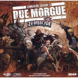 Jeux de société - Zombicide Saison 3 : Rue Morgue