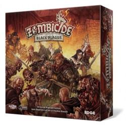 Jeux de société - Zombicide Black Plague