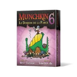 Jeux de société - Munchkin 6 : Le Donjon de la Farce