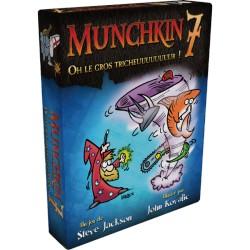 Jeux de société - Munchkin 7 : Oh le gros Tricheur !
