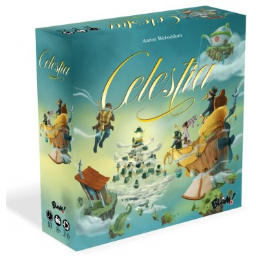 Jeux de société - Celestia