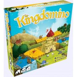 Jeux de société - Kingdomino