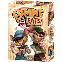 Jeux de société - Comme des rats