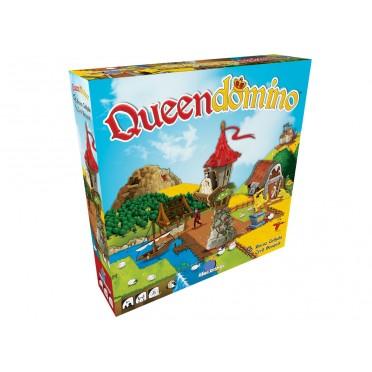Jeux de société - Queendomino