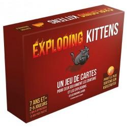 Jeux de société - Exploding Kittens