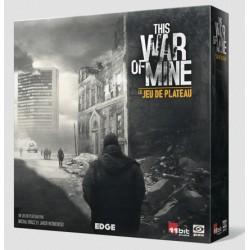 Jeux de société - This War of Mine : Le Jeu de Plateau